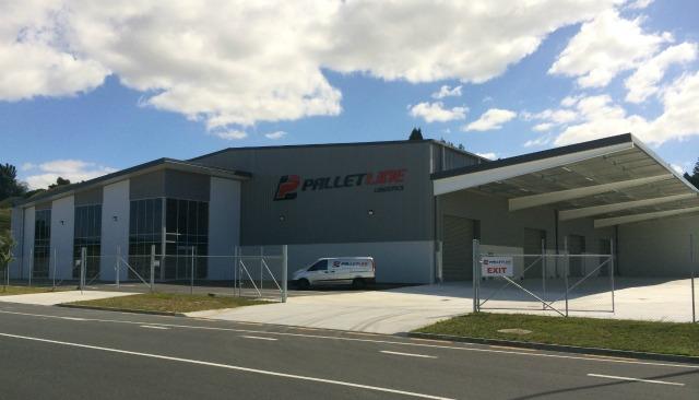 PALLETLINE Depot
