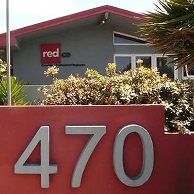 Redco Head Office Tauranga