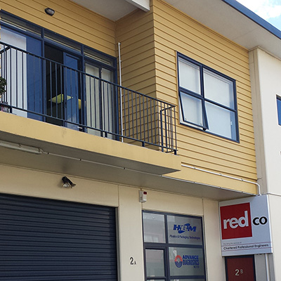 Redco Auckland Office